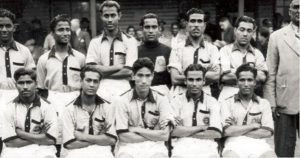Indian Football Team ranking was 9th in FIFA World Rankings in 1957. Image Credit: KhoobKhelbo