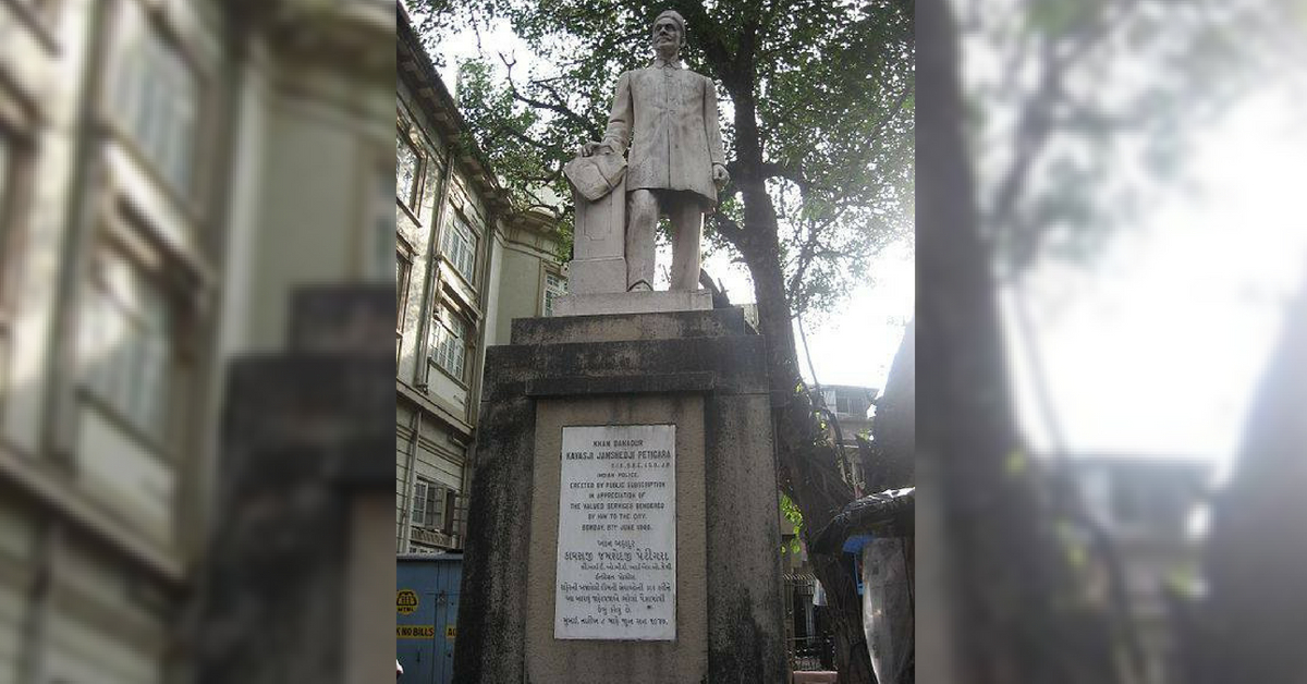 The Fascinating Story of Kavasji Jamshedji Petigara, the 1st Indian to Head Bombay CID
