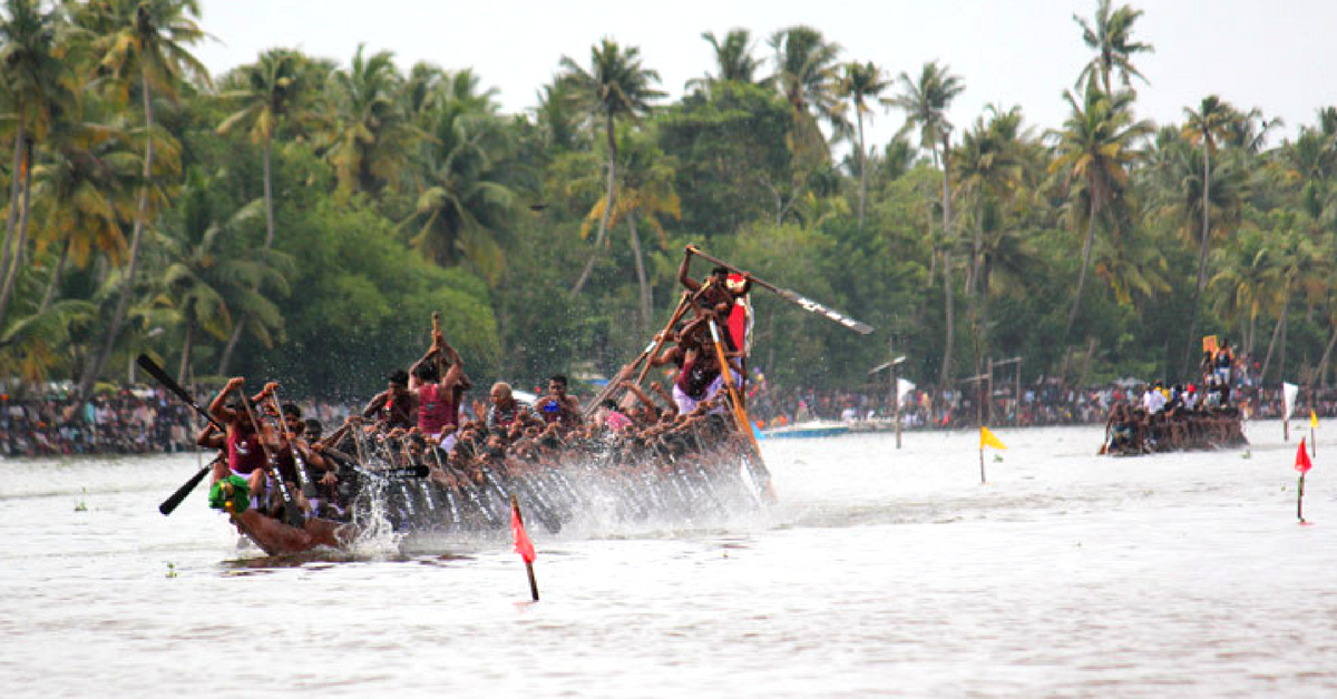 Kerala's Snake-Boat Races Get IPL Makeover: Head to the Backwaters on Aug 11!