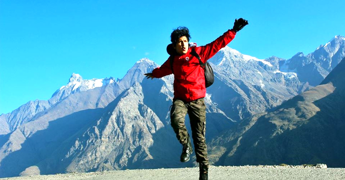 Travelling Without Money to Conquering the Arctic: A Kerala Man's Incredible Journey!