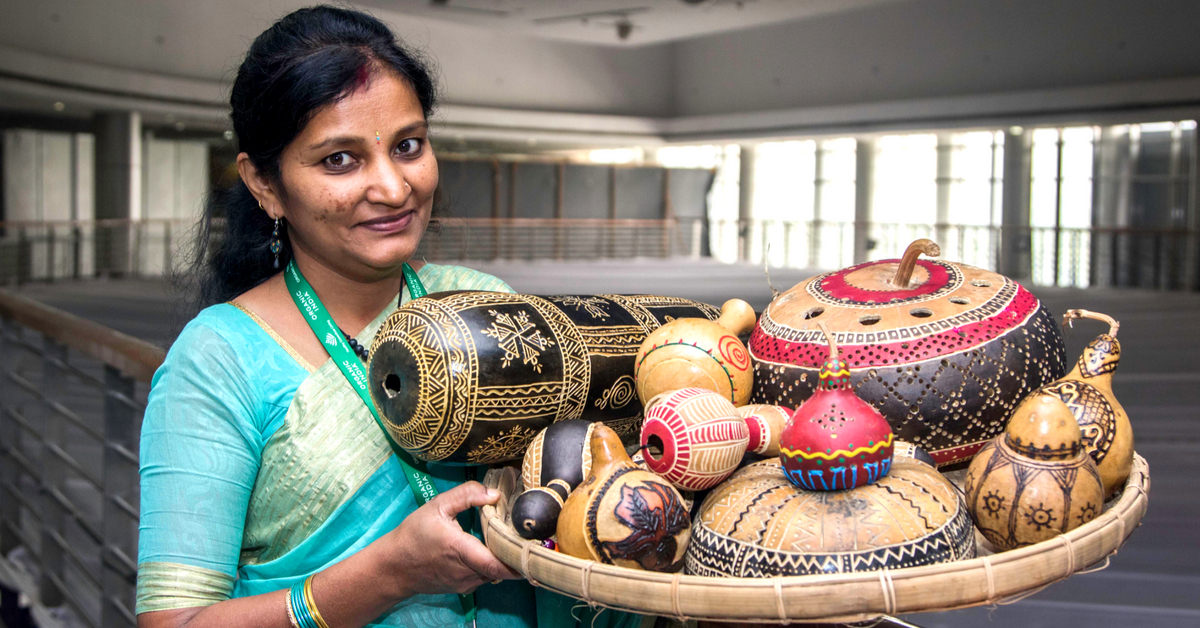 Stunning Masterpieces from Gourds? These Mysuru Artists Are Brilliant at It!