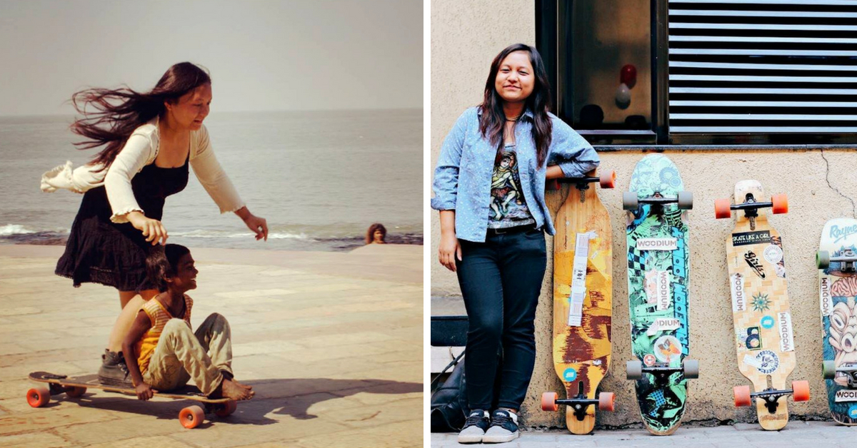This Manipuri Girl is Among the Very Few Indian Ambassadors of a Unique Sport!