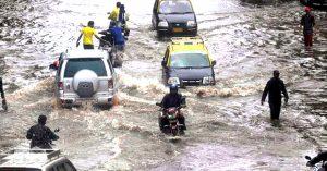 Mumbai rains. For representational purposes only. (Source: Facebook/Mumbai News World)