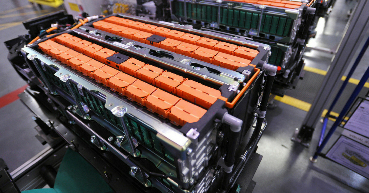 Made In India' Li-Ion Batteries Planned to End Dependence on Chinese Imports