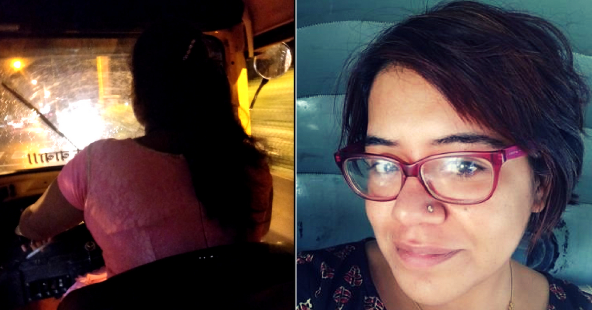 Mumbaikar's Late-Night Encounter With Lady Auto Driver is Going Viral. Here's Why!