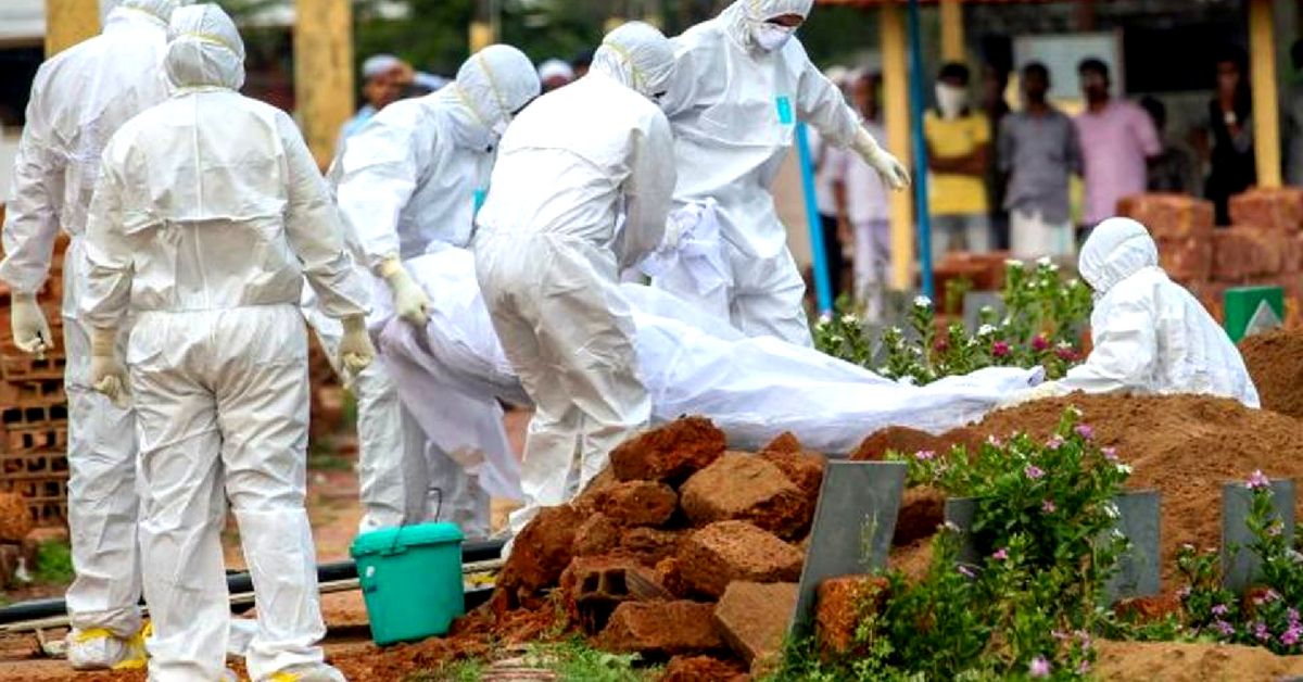 Kerala Doctor Supervises Last Rites of 12 Nipah Victims After Relatives Refuse