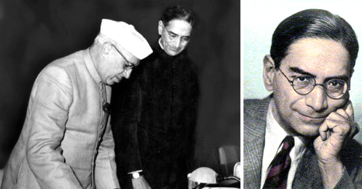 PC Mahalanobis: 10 Things To Know About the Brilliant Man Who 'Planned' India!