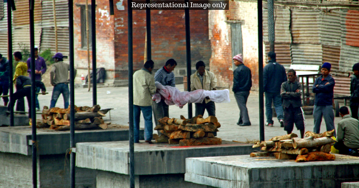 Relatives Refuse, So Muslim Men Collect Funds to Give Hindu Woman Dignified Funeral