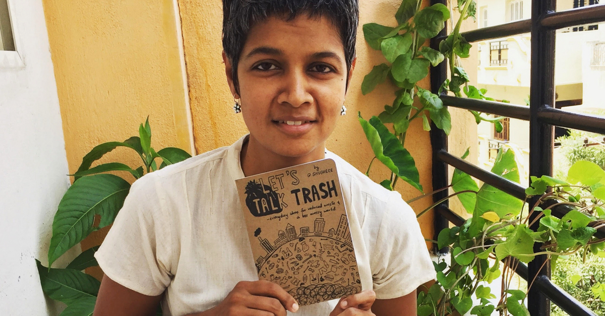 Here's Why This Hyderabad Woman Wants Us All to Start Talking Trash