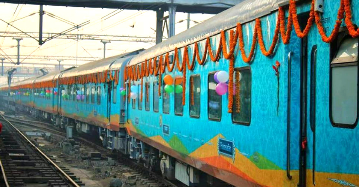 8 New Feature-Packed Trains That Could Change The Way Indians Travel