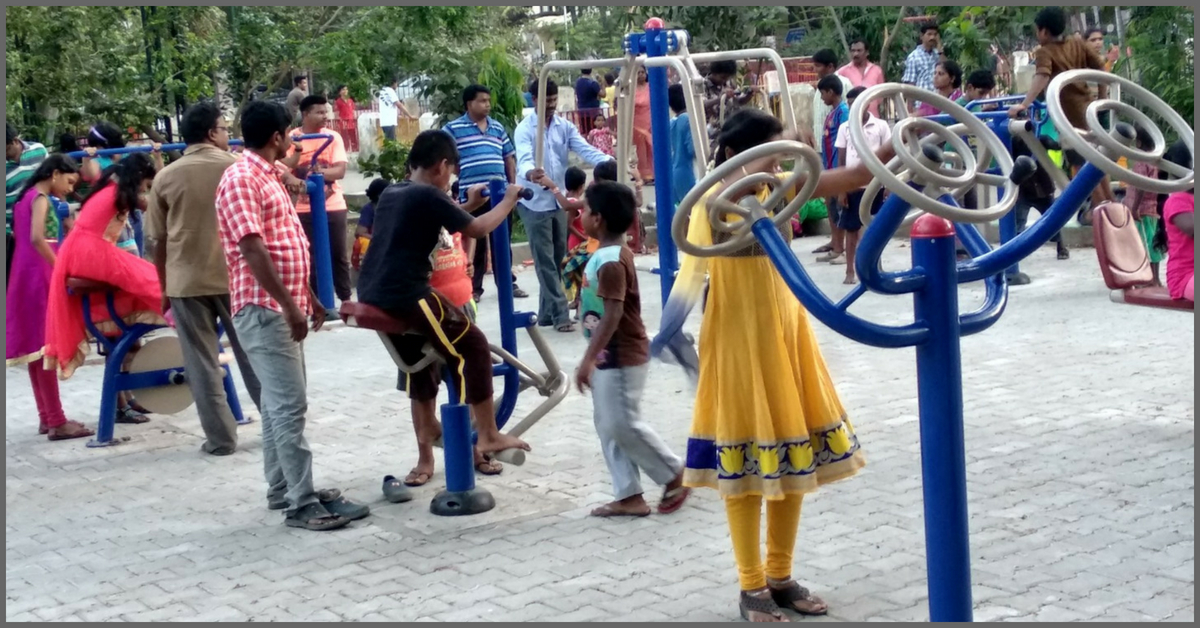 Chennai Takes Its Parks Seriously And Other Indian Cities Need to Learn!