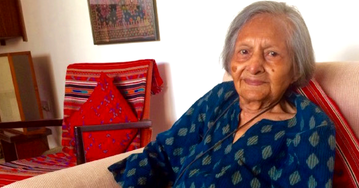 This 101-Year-Old Pioneering Lady is One of IISc's Oldest Living Alumni!
