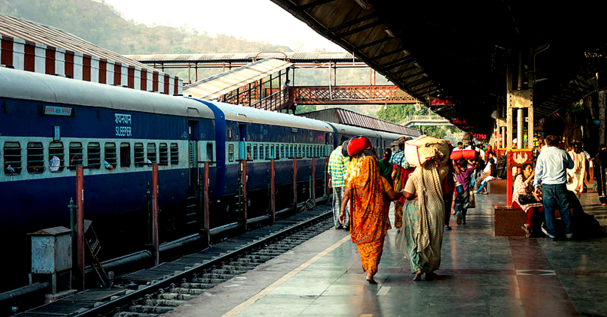 Want to change the station from where you are supposed to board_ Thanks to the Railways, you can!Representative Image Only. Image Credit: Wikimedia Commons