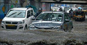 car Mumbai rains news tips