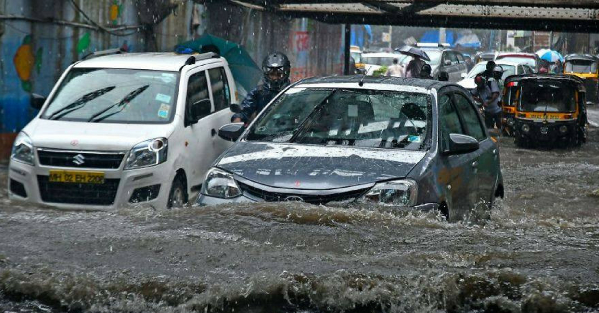 Mumbai Rains: Driving on Flooded Roads? Here's What To Do To Stay Safe!