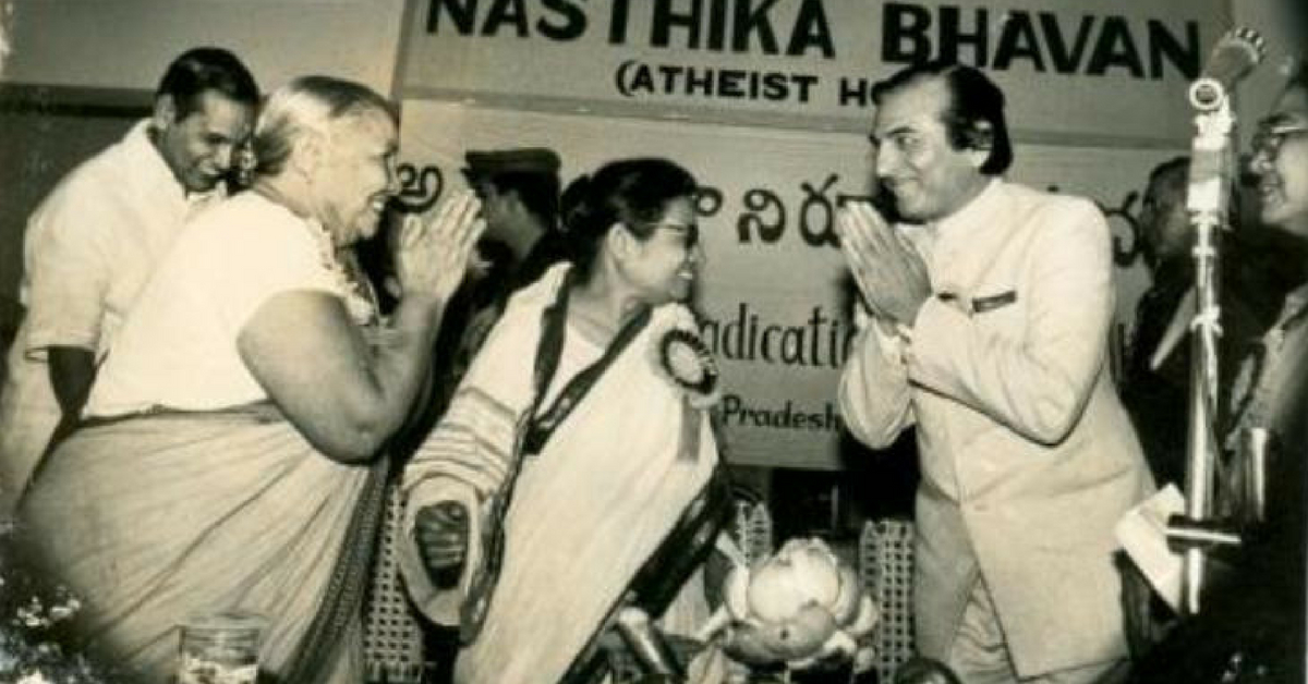 First, She Fought for Freedom. Then, She Fought Untouchability for 6 Decades!