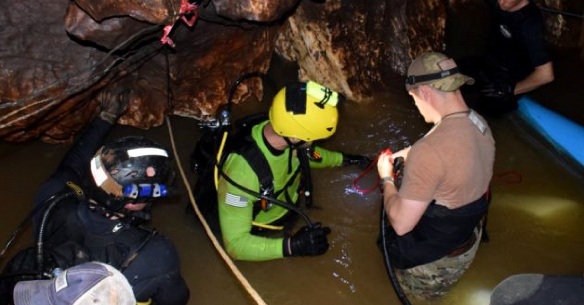 Thailand Cave Rescue: Anand Mahindra Explains Why Indians Should Care About It!