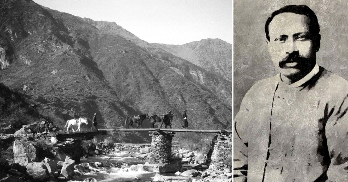 The Forgotten Tale of the Intriguing Bengali Spy Who Fell In Love With Tibet!