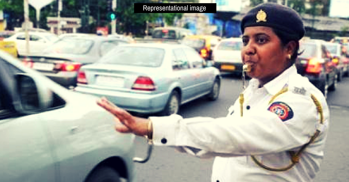 Auto-Driver Refused to Pay Fine, Pushed Woman Cop: Here's What She Did Next!