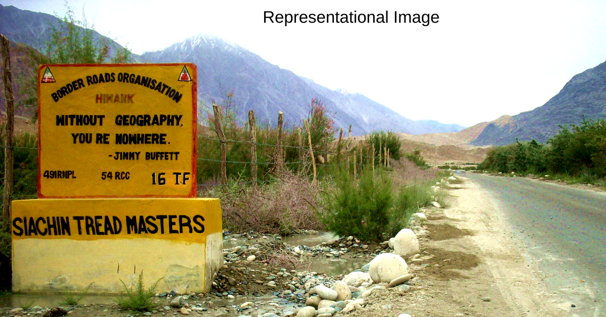 BRO Builds Strategically Vital 35km Bridge to World's Highest Battlefield, Siachen!