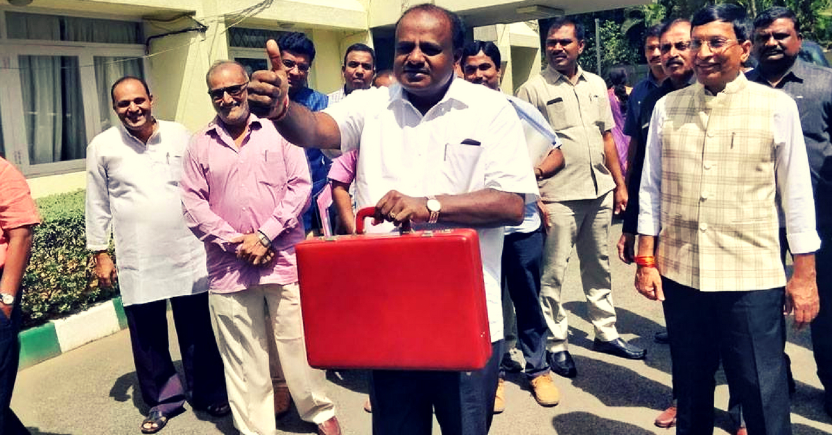 'Compete With China' to Bellandur: 10 Must-Know Highlights From Karnataka Budget!