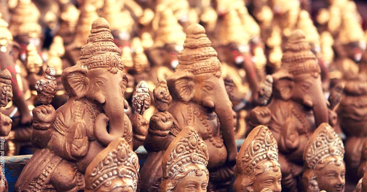 Go Green This Ganesh Chaturthi: Mumbaikar Distributes 1000 Clay Idols for Free!