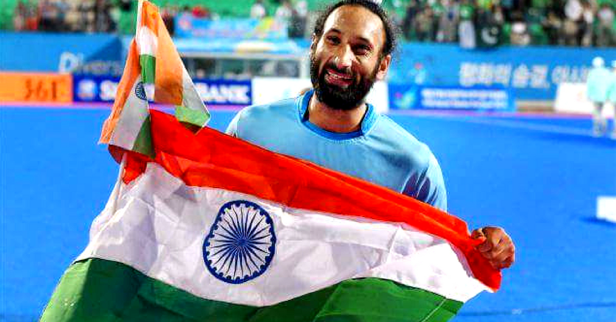 Hockey India stalwart, Sardar Singh, celebrated his 300th match for the country.Siddhi Education Academy