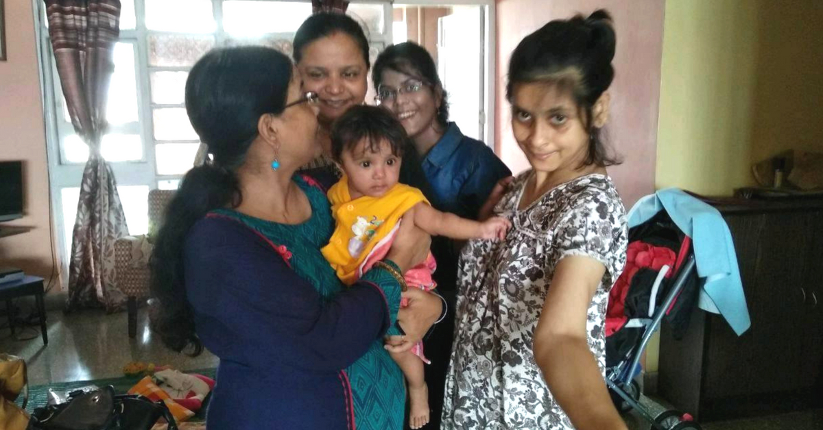 Meet India's First Adoptive Mom With Cerebral Palsy Who Overcame Huge Odds!