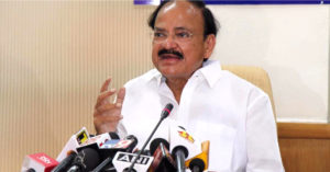 M Venkaiah Naidu, Rajya Sabha Chairman, announced that all 22 scheduled languages will be spoken from the Monsoon Session of Parliament.Image credit: M Venkaiah Naidu