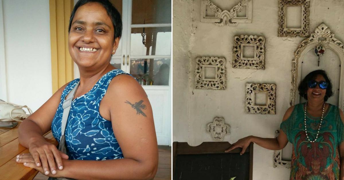 Mimi and Vidya are the founders of Soul Purpose Travel.Image Credit: Mimi Chakrabarti, Vidya Deshpande