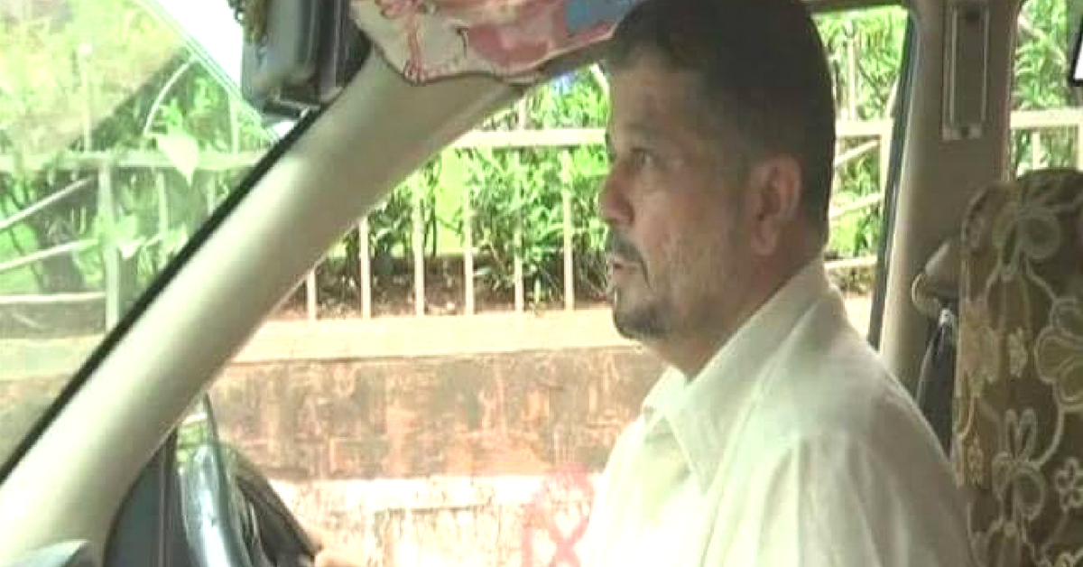 No Age Too Late to Learn: Determined Mumbai Taxi Driver Graduates Alongside His Son!