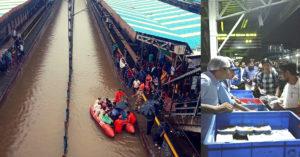 Mumbai rains NDRF