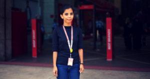 Mumbai girl degree education
