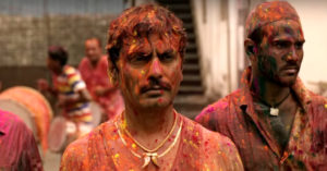 A still from the trailer portraying Nawazuddin's character Ganesh Gaitonde. (Source: YouTube/Sacred Games trailer)