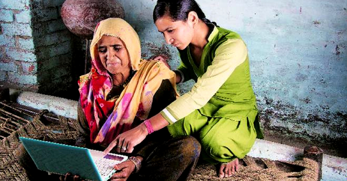 Two Techies & Some Bright Ideas Transform UP Village into India's First 'Smartgaon'!