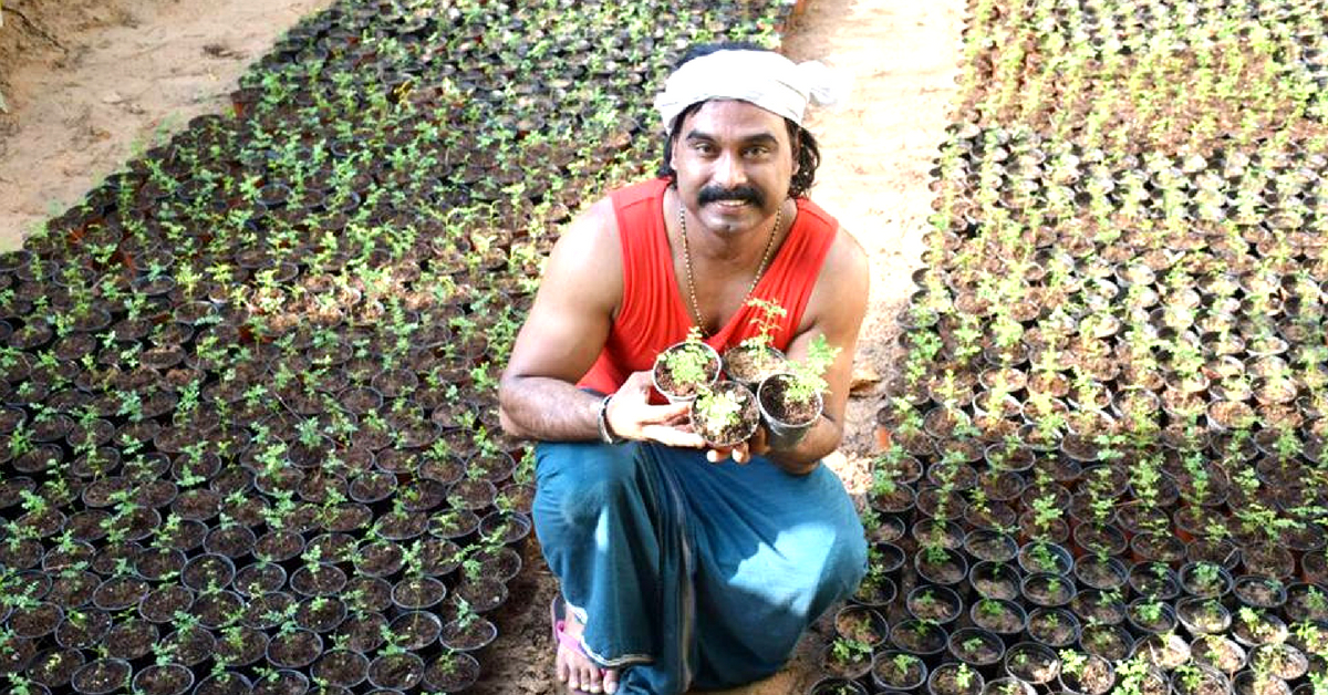 This Kerala Engineer-Turned-Farmer NRI Made It to the Guinness Book of World Records!