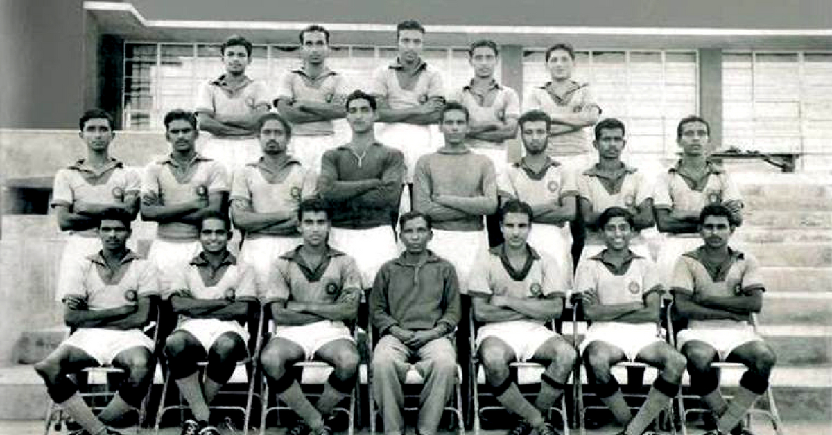 This Forgotten Coach Was the Architect of Indian Football's 'Golden Age'