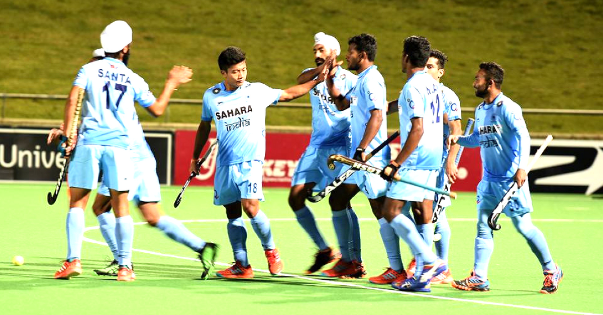 The Indian Hockey Team, had a great tournament, the Champions Trophy 2018. Image Credit: Tarsem Singh