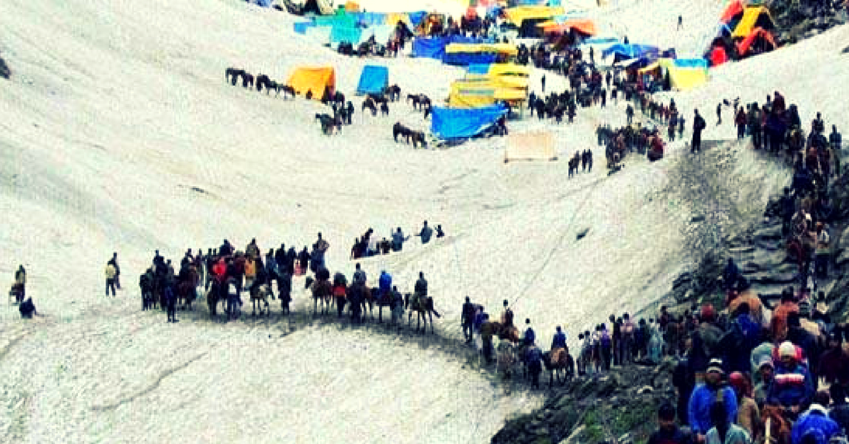 Braving All Odds, This Doctor & His Team Treat 50 Yatris at Amarnath Each Day!