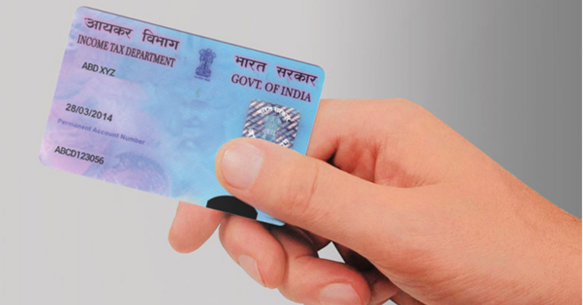 Mistake in PAN Card? Worry Not, Here's How To Correct Them Both Online & Offline!