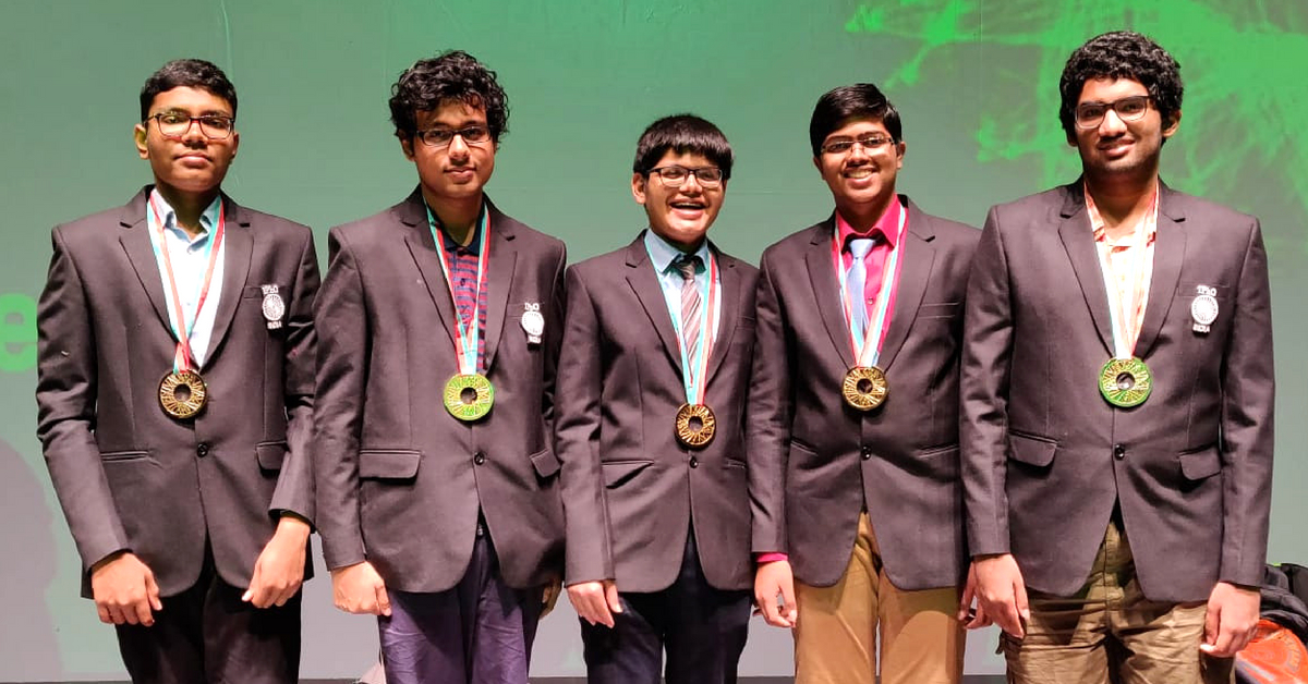 First Time in History! 5 Indian Kids Win Gold at International Physics Olympiad