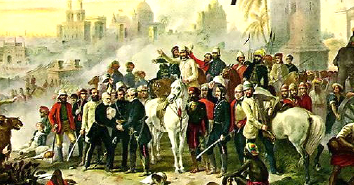 First Mutiny in 1857? Did You Know About the Vellore Mutiny in 1806?
