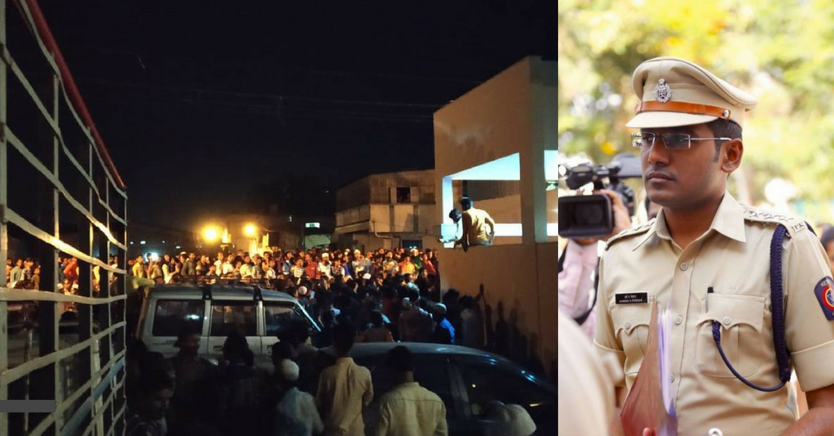 Brave Cops Stop Furious Malegaon Mob From Lynching 5 People, Including 2-YO Baby!