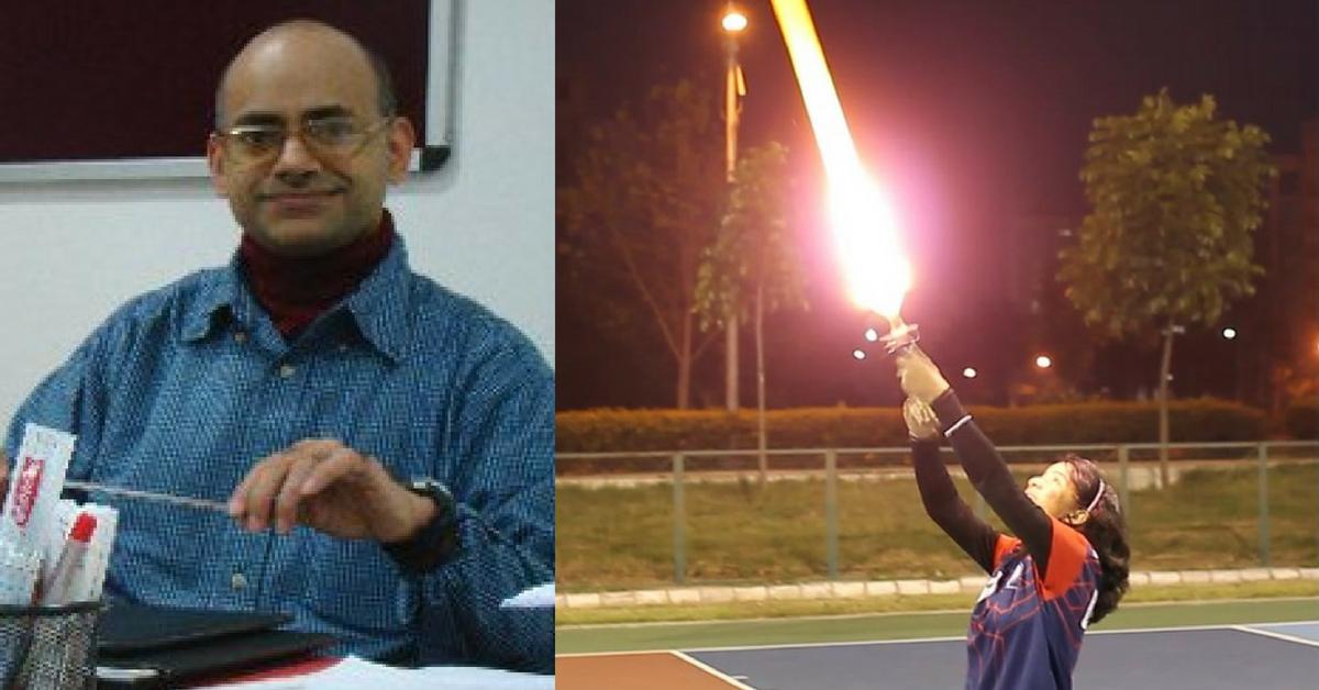 Dr Samrat Ghosh - India's First Green Firecrackers 2