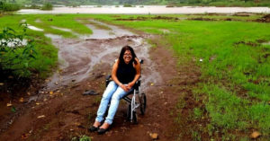 23 Countries, 6 Continents_ Amazing Woman Travels The World Alone In Her Wheelchair!