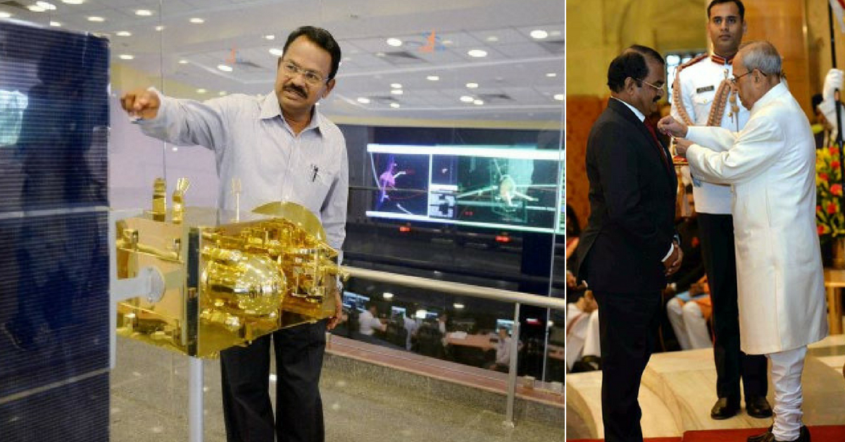 What Links India's Chandrayaan Missions to a TN Village? This Brilliant Scientist!