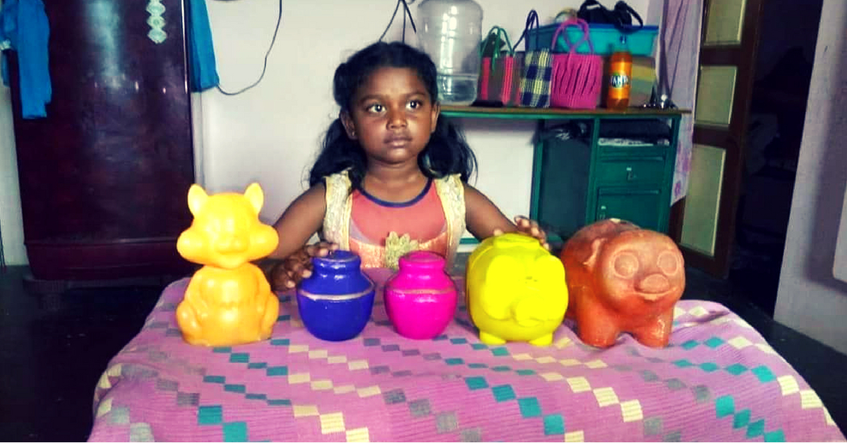 A Hero for a 'Hero': TN Girl Gives Savings to Kerala Flood Victims, Gets Best Response Ever!