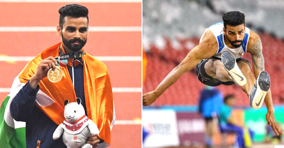 Mortgaging Land For Son's Training, Arpinder's Father is The Hero Behind His Asiad Gold!