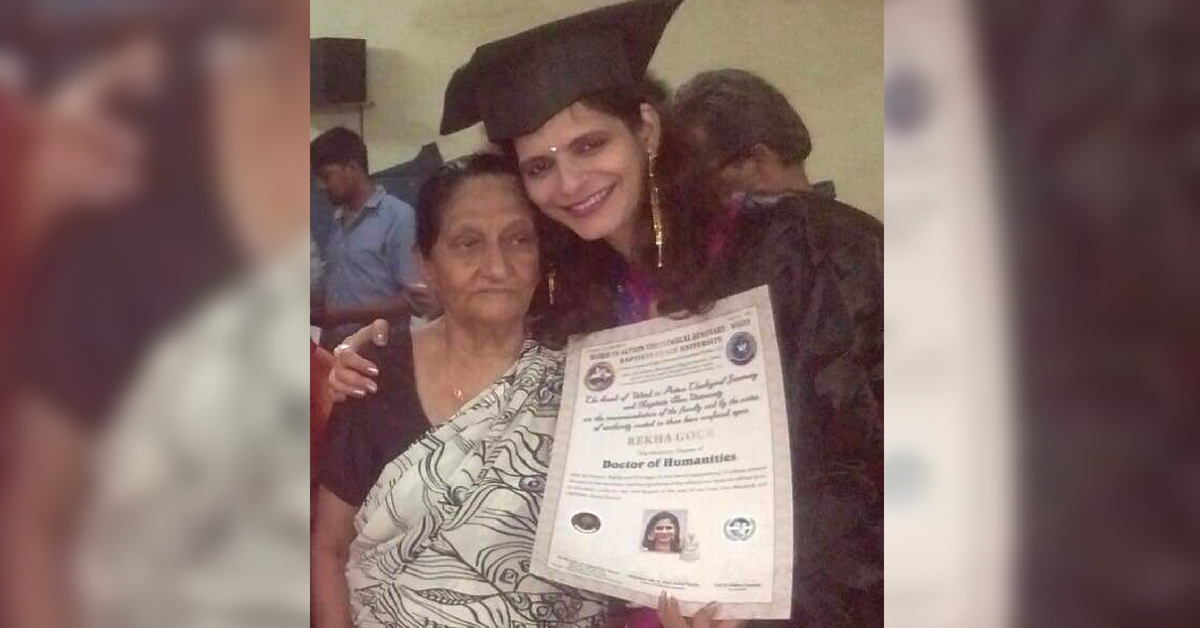 Living in Chawls to Cancer Scientist: Mumbaikar's Mom Gave Wings to Her Dreams!