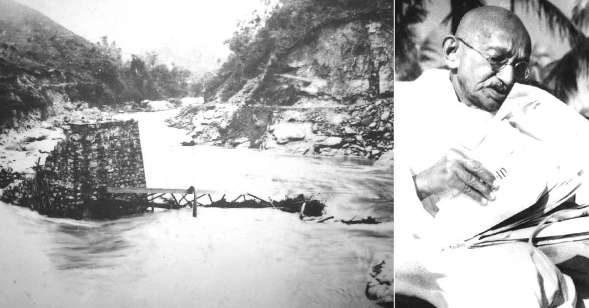 When Gandhiji Collected Rs 28 Lakhs for Kerala: Remembering the 'Great Flood of 99'